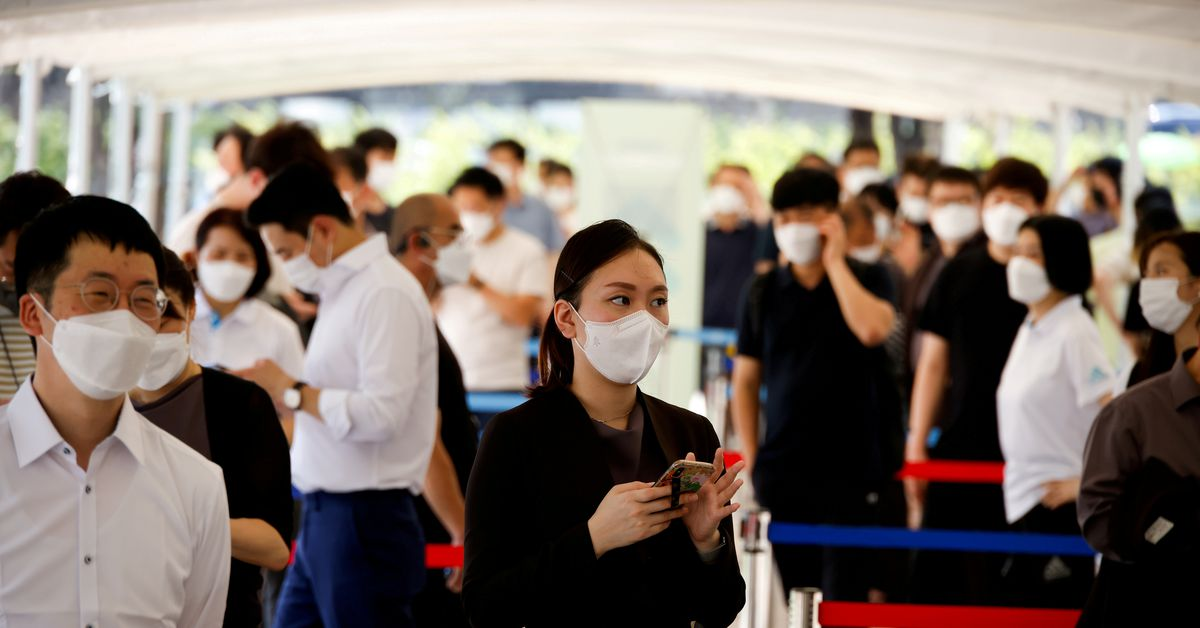 Delta cases show 300 times higher viral load - S.Korea study