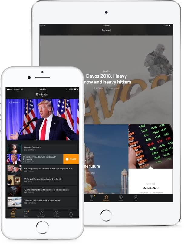 Reuters Apps